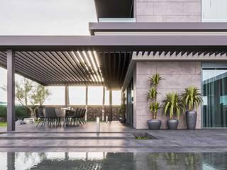 H&E Evi - Çeşme Villa VERO CONCEPT MİMARLIK Modern