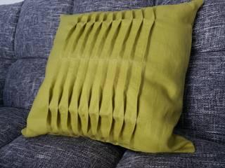 Fabiana Marquesini Salones minimalistas Verde