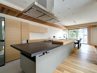 de TERAJIMA ARCHITECTS Moderno