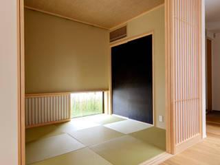 Salas multimídia modernas por TERAJIMA ARCHITECTS Moderno