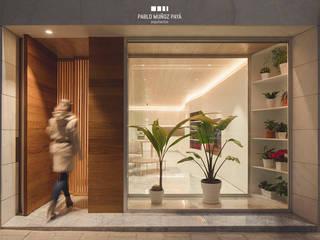 Vivienda para Ana y Pau Casas de estilo minimalista de Pablo Muñoz Payá Arquitectos Minimalista