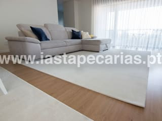 IAS Tapeçarias Living roomAccessories & decoration Textile White