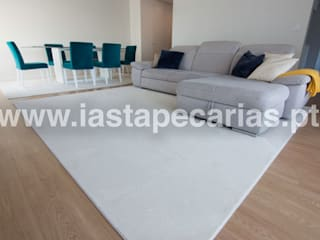 IAS Tapeçarias Dining roomAccessories & decoration Textile White