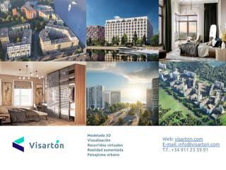 Visarton Rumah Modern