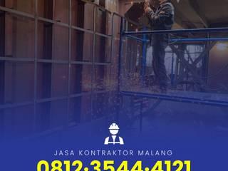 TERMURAH!! WA: 0812-3544-4121,Kontraktor Rumah Terbaik Malang Kontraktor Rumah Malang Ruang Studi/Kantor Gaya Asia