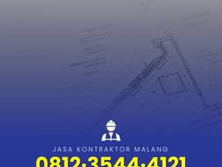 TERMURAH!! WA: 0812-3544-4121,Kontraktor Rumah di Malang Kontraktor Rumah Malang Ruang Studi/Kantor Gaya Asia