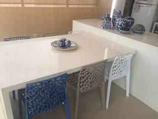 Aadna.Design Balcon, Veranda & TerrasseMobilier