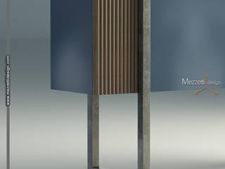 Mezzettidesign Living roomStorage Iron/Steel