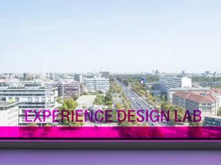 _WERKSTATT FÜR UNBESCHAFFBARES - Innenarchitektur aus Berlin Estudios y oficinas modernos