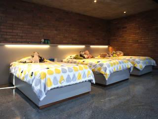 Interiores Casa La Noria de Mona Mx Diseño Industrial