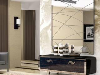 Intense mobiliário e interiores Corredor, vestíbulo e escadasCômodas e estantes
