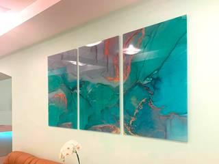 Pavlin Art Salas/RecibidoresAccesorios y decoración Vidrio