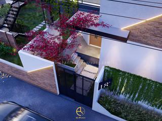 Rancang Reka Ruang Single family home Multicolored