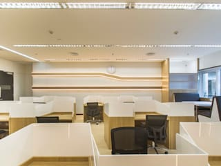 Mahidol Free lab Modernize Design + Turnkey ห้องทำงาน/อ่านหนังสือ ไม้ Brown