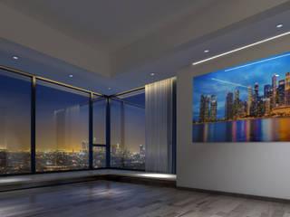 Arredo salotto di Mira Glass Moderno