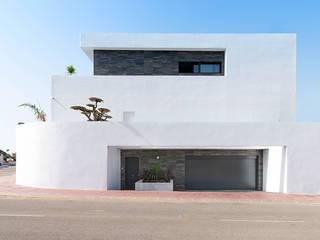 Vivienda Unifamiliar MA_MI_038 Criz Arquitectura Casas de estilo moderno