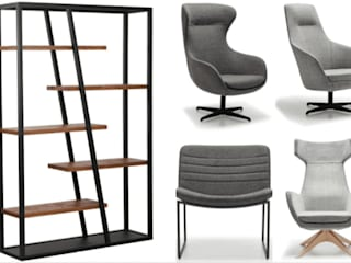 Office and Guest Area Furnitures: modern  by SG International Trade, Modern