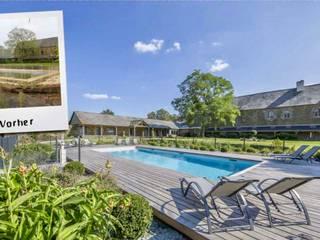 Swimmingpools Manufacture Modern hotels