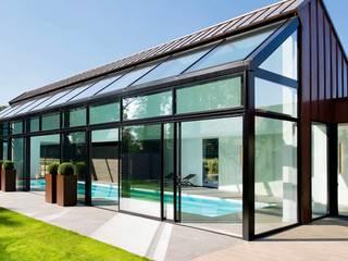 Swimmingpools Manufacture Piscinas de estilo moderno