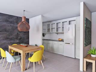 Proyecto Ñuñoa, RM, Chile Gabi's Home