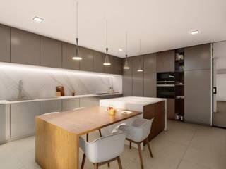 Modern kitchen by Miguel Zarcos Palma Modern