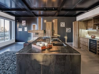 Sophistication, harmony and elegance in one environment! / Sofisticação, harmonia e elegância num só ambiente! Cozinhas modernas por Movimar Moderno