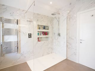 Farleigh Logde APT Renovation Ltd Modern bathroom