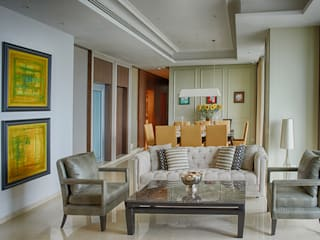 Anusha Technovision Pvt. Ltd. Living room