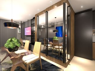 Revisite Modern dining room