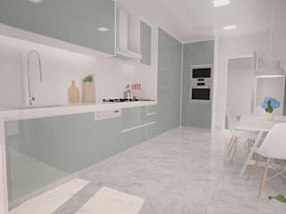 Propriété Générale International Real Estate Dapur Modern