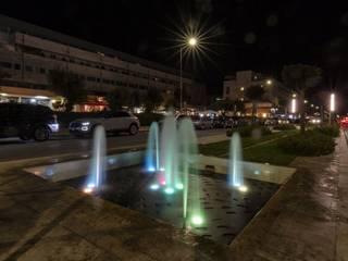 Riqualificazione di Piazza Belvedere a Tirrenia, Pisa Studio Galantini