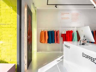 Dẫn đầu xu hướng cùng thiết kế cửa hàng quần áo Monochrome Thiết Kế Nội Thất - ARTBOX