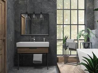 Modern style bathrooms by Domni.pl - Portal & Sklep Modern