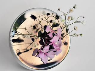 Vase pique-fleurs MOIRE Benjamin Rousse Design MaisonAccessoires & décoration Porcelaine