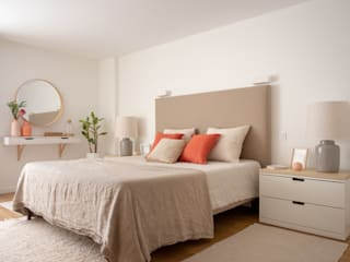 MUDA Home Design Scandinavian style bedroom