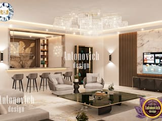 現代  by Luxury Antonovich Design, 現代風