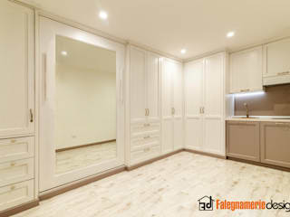 Falegnamerie Design Small houses Wood Beige
