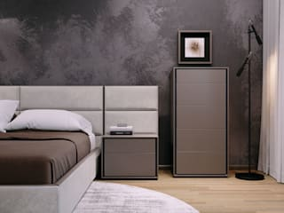 ITALIANELEMENTS BedroomBeds & headboards Textile