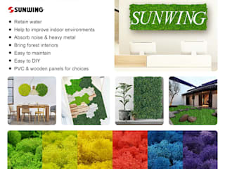 Sunwing Industrial Co., Ltd. Offices & stores Multicolored