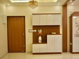 Dr.Rajasekar FINELOOK INTERIOR Asian style dining room
