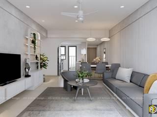 Công ty TNHH Tư vấn thiết kế xây dựng An Khoa Modern Dining Room