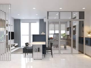 Công ty TNHH Tư vấn thiết kế xây dựng An Khoa Modern Study Room and Home Office