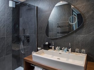 Brunel Architecture Modern style bathrooms