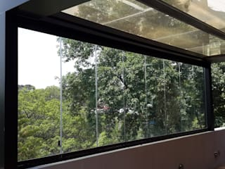 Merkalum uPVC windows Glass Transparent