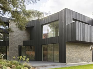 Wyvern House Clear Architects Modern home