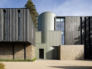 Wyvern House Clear Architects Modern houses