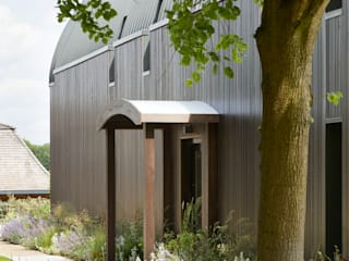 Ludgate Barn Clear Architects Modern home