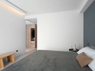 禾光室內裝修設計 ─ Her Guang Design Industrial style bedroom