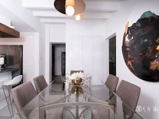 Unio Studio Modern dining room