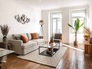 Margarida Silva Photography Living roomSofas & armchairs